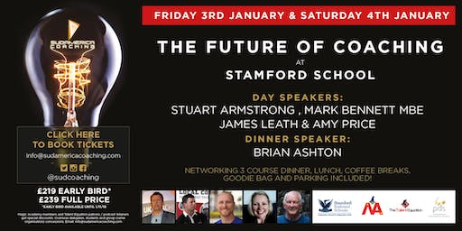 The Future of Coaching Conference @ Stamford School