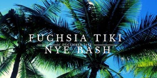 Fuchsia Tiki NYE Bash