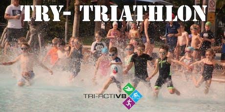 Kids TRY-Triathlon tickets