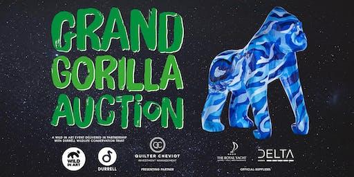 Grand Gorilla Auction - Drift bar