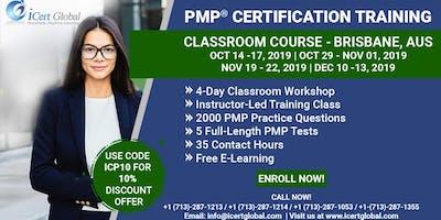 PMP® Certification Training Course in Brisbane, Queensland, Australia