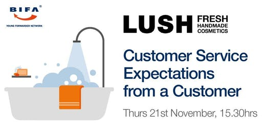 Customer Service Expectations from a Customer