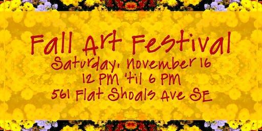 Fall Art Festival