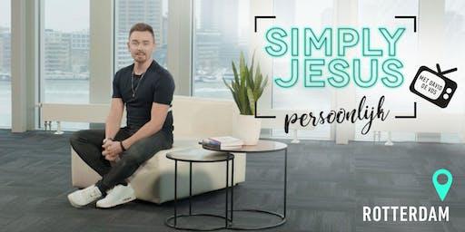 Simply Jesus persoonlijk - Rotterdam