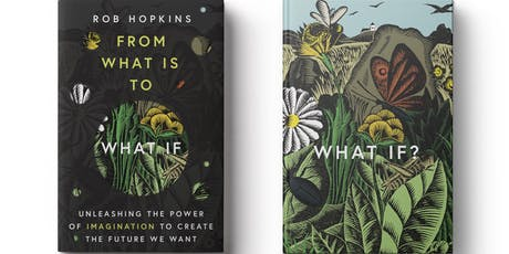 Book Launch: From What Is to What If tickets