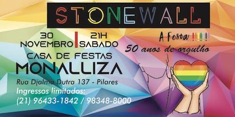 Stonewall A Festa ingressos