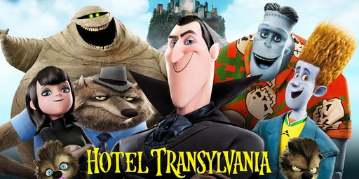 Halloween Pop Up Cinema: Hotel Transylvania
