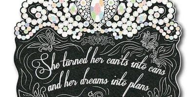 Dreams into Plans 1M, 5K, 10K, 13.1, 26.2 -Eugene