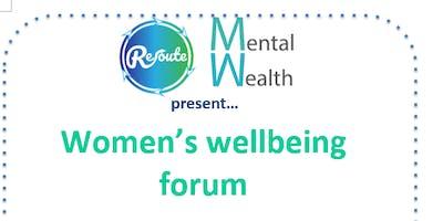 Women's Wellbeing forum - North London