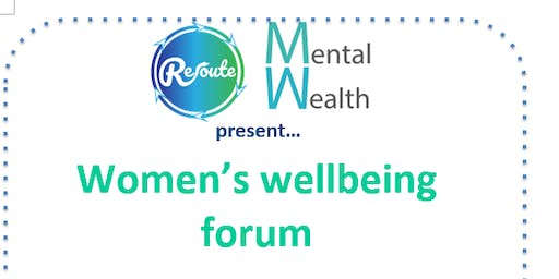 Women's Wellbeing forum - North London