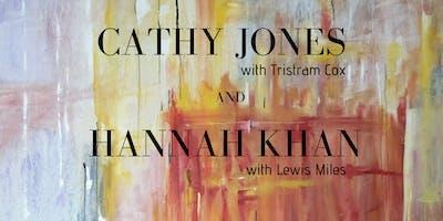 Voices. Cathy Jones & Hannah Khan