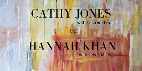 Voices. Cathy Jones & Hannah Khan tickets