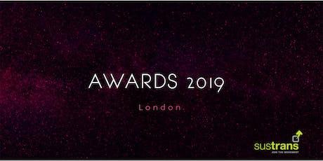 Sustrans Awards Night tickets