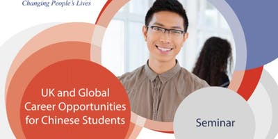 Chinese Students Job Hunting Career Seminar - Glasgow