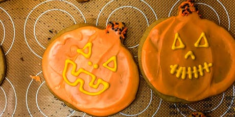 Spooky Halloween Cookie Decorating w/ abakedjoint tickets