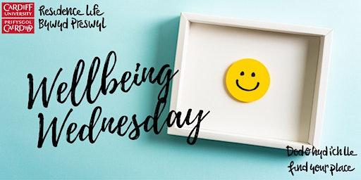 Talybont Wellbeing Wednesday | Dydd Mercher Lles Tal-y-bont