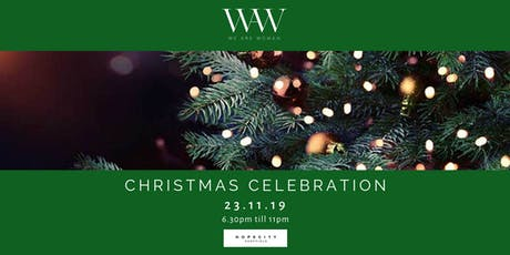 WAW - Christmas Celebration tickets