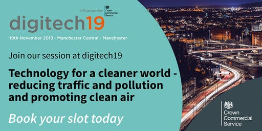 Technology for a cleaner world - reducing traffic and pollution and promoting clean air