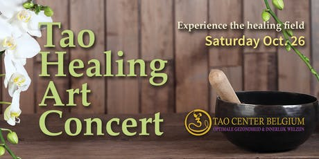Tao Healing Art Concert tickets
