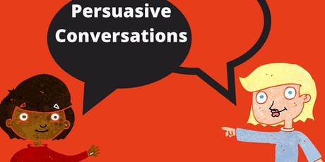 Persuasive Conversations tickets