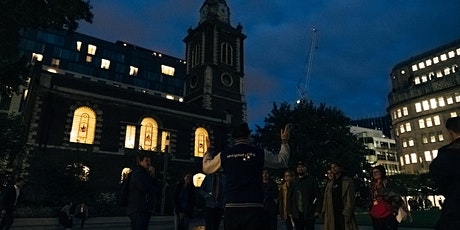 Jack the Ripper Murder Mystery Walk tickets