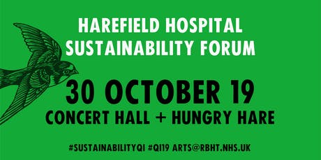 Harefield Sustainability Forum tickets