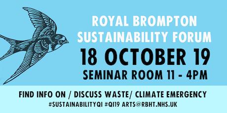 Royal Brompton  Sustainability Forum tickets