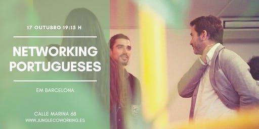 Networking de Portugueses em Barcelona