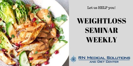 Weight Loss Seminar tickets