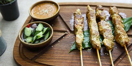 Southeast Asian Street Food Fare - Team Building by Cozymeal™ tickets