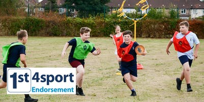 Merseyside - Introduction to Quidditch - 1st4Sport Certification