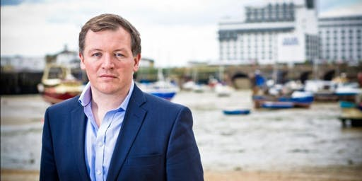 Maintaining Trust In Democracy in the Era of Facebook and Fake News with Damian Collins MP