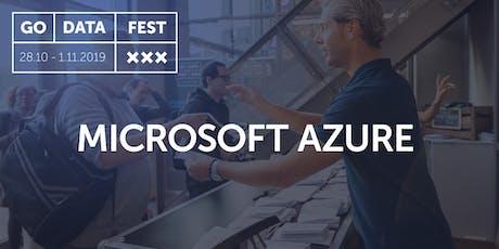 GoDataFest - Microsoft tickets