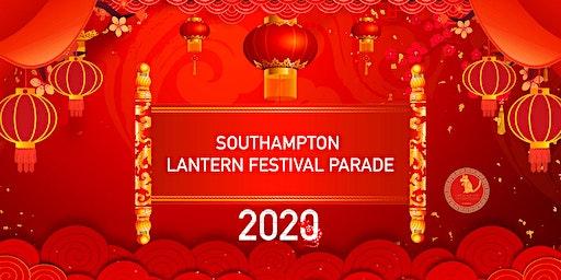Southampton Lantern Festival Parade 2020