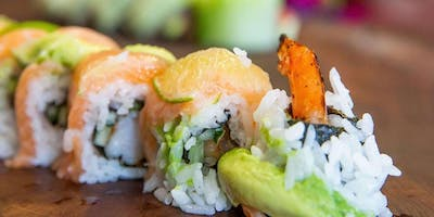 Next Level Sushi Skills - Cooking Class by Cozymeal™
