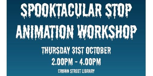 Darlington Libraries: Spooktacular Stop Animation Workshop