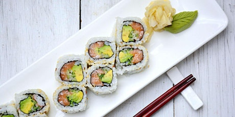 Sushi Skills 101 - Cooking Class by Cozymeal™ tickets