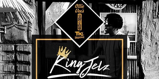 Switch It! Records presents King Jelz LIVE at Ollie Vees Tiki Lounge
