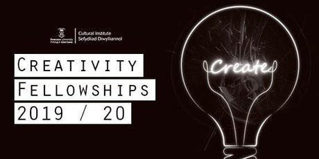 The Way Ahead: Launch of the Swansea University Creativity Fellowships tickets
