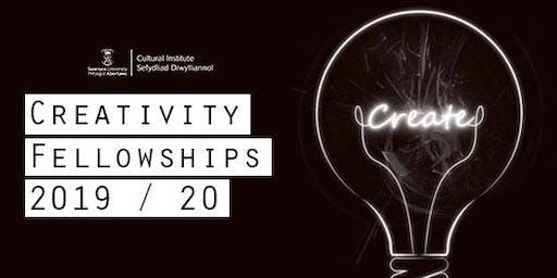 The Way Ahead: Launch of the Swansea University Creativity Fellowships