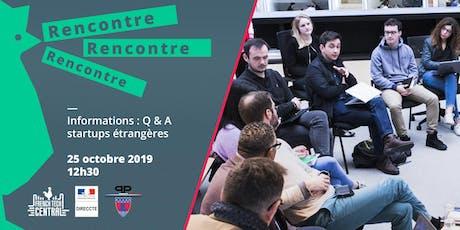 Les démarches pour travailler en France @Direccte @PrefecturedePolice billets