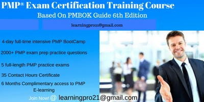 PMP®  Training and Certification Course in  Chicago, IL
