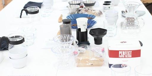Coffee Brewing Workshop