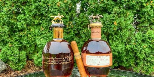 Blanton's Gold vs Blanton's SFTB + Blanton's Cigar