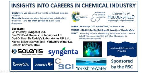 Insight into Career in Chemical Industry