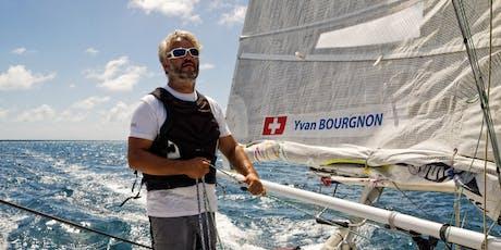 Soirée-Rencontre avec Yvan BOURGNON Navigateur Fondateur The SeaCleaner billets