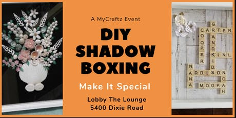 Shadow Boxing - Frame Craft tickets