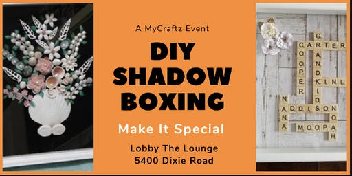 Shadow Boxing - Frame Craft