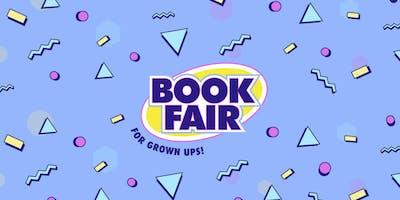Book Fair for Grown Ups