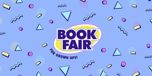 Book Fair for Grown Ups